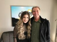 Tenille Arts Visits 'Rise Up Country With John Ritter'