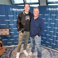 Walker Hayes Stops By SiriusXM's