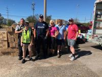 WBYZ/Savannah, GA Supports Hurricane Michael Victims