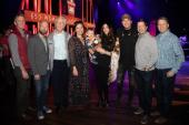 Curb Team Celebrates Rodney Atkins' Growing Family