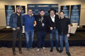 SiriusXM Hangs With 'Brand New Men' At The ACMs