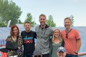 Brett Young Catches Up With WUSN/Chicago At LakeShake