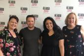Jameson Rodgers Poses With 'Some Girls'