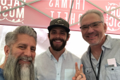 Thomas Rhett Celebrates Summer With WMIL/Milwaukee