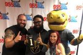 Blanco Brown 'Git Ups' with KWNR/Las Vegas