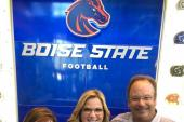 Trisha Yearwood Travels To Boise