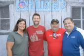 Josh Turner Heads To The County Fair with KNEI/Waukon, IA