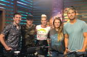 Thompson Square Joins 'The Ty Bentli Show'