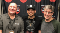Kane Brown Gets 'Homesick' in Philly