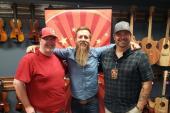 Dylan Jakobsen Makes 103rd Stop On Radio Tour