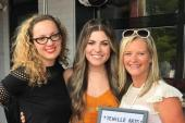 Tenille Shares Her Art With WAMZ/Louisville