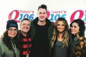 Russell Dickerson And Carly Pearce Catch Up With WWQM/Madison