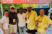 Thomas Rhett Kicks Off 'Very Hot Summer Tour' In The Sunshine State