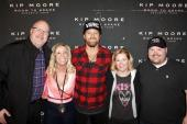 Kip Moore Stopped By KEEY/Minneapolis