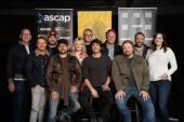 Morgan Evans Celebrates Debut Single, 'Kiss Someboy'
