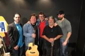 Shenandoah Stopped By 'The Bobby Bones Show'