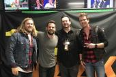Waterloo Revival Stops By WZZK/Birmingham