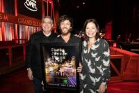 Chris Janson Celebrates 'Drunk Girl' At The Opry