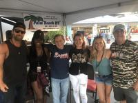 Kip Moore Has Fun In The Sun With WIRK/West Palm Beach, FL