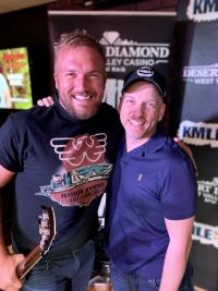 Logan Mize Travels TO KMLE/Phoenix