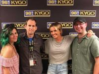 Carly Pearce Gets Closer To KYGO/Denver