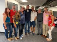 Blake Shelton Heads 'Strait' To Gillette Stadium