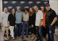 George Strait Looks Razor Sharp For Gillette Stadium