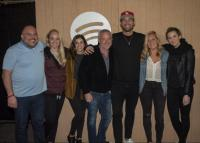 Brett Young Celebrates 'Ticket To L.A.'