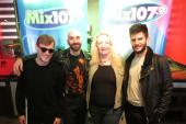 Mix-ing It Up With X Ambassadors