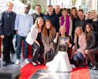 P!nk Honored On Hollywood Walk Of Fame