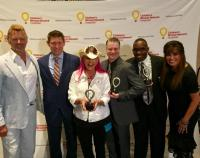 WQXA Morning Show Receives National Excellence Award From Children's Miracle Network