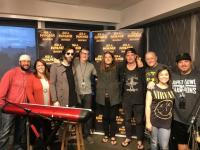 The Glorious Sons Rock WMMR's Preston & Steve Morning Show!