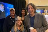 Bob & Tom Show Greets Steve Gorman Rocks! From The 2019 Radio Show In Dallas
