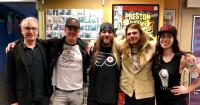 WMMR/Philadelphia Greets The Glorious Sons