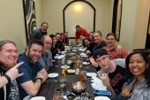 Ray Gmeiner Rocks Promotion Dinner Rocks #Happens 2020 In Vegas