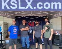 KSLX/Phoenix's Mark And Neanderpaul Help Feed Arizona