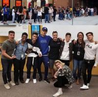 WNOH Welcomes PrettyMuch To Norfolk