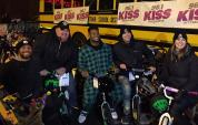 Steelers Help Santa At WKST Stuff-A-Bus 2018
