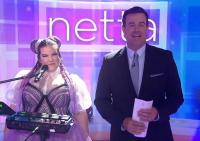 Netta Makes U.S. Television Debut On Today