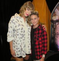 Backstage With Bailey & Tay Tay