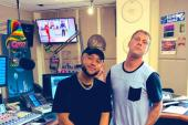 Jax Jones Drops By The Adam Bomb Show
