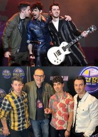 WBLI Jams With Jonas Brothers At Summer Jam 2019