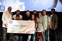 WIHT's Intern John Raises 'Funny' Money For Serious Cause