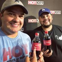 Custom Coke For KHXT (Hot 107.9)/Lafayette, LA