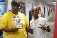 Lil Duval At WiLD 94.1 In Tampa