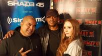 EMPIRE artist Iyla At SiriusXM's Shade 45