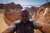 WZMX (Hot 93.7)/Hartford PD DJ Buck Visits Hoover Dam