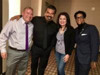 D.L. Hughley & George Lopez Give Waco PD A Night To Remember