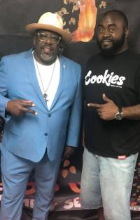One Of These Gentlemen Is Cedric the Entertainer ...