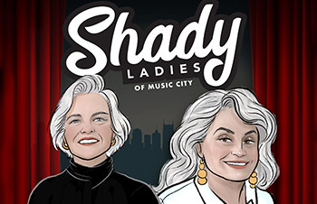 Susan Nadler and Evelyn Shriver